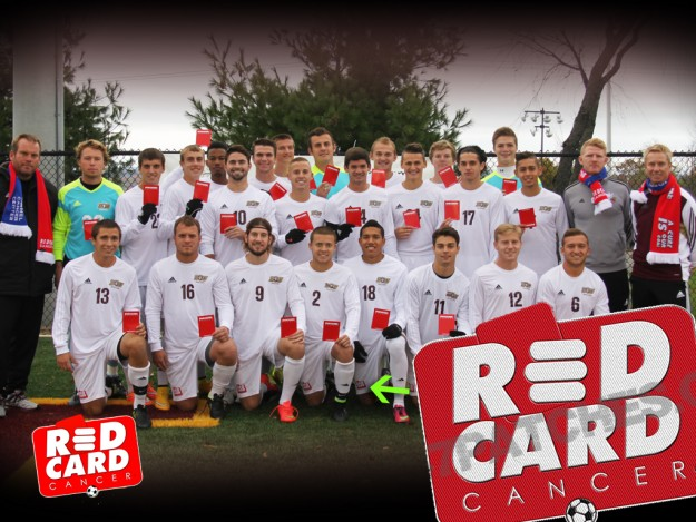 Red Card Cancer - Bloomsburg 2014