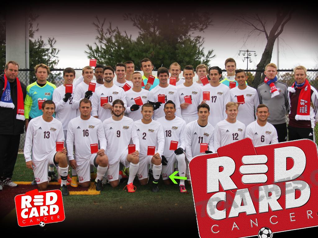Red Card Cancer - Bloomsburg 2014