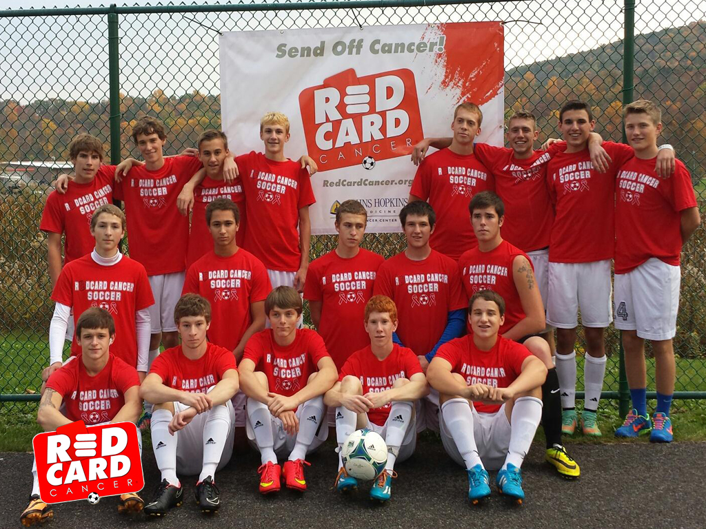 Millville Red Card Cancer