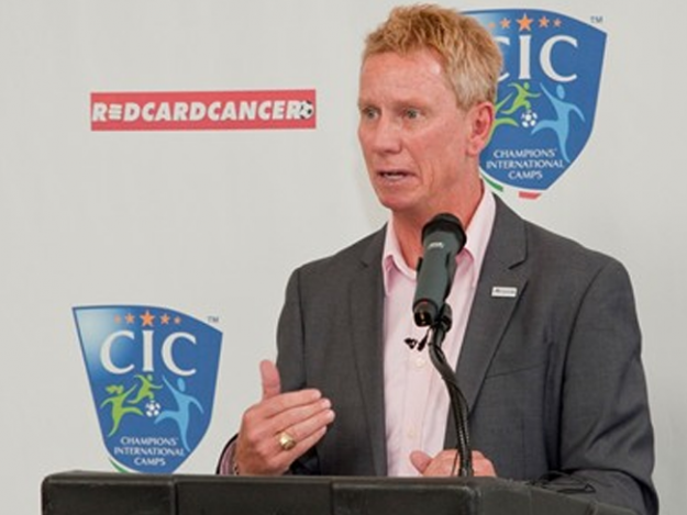 Paul Payne Red Card Cancer